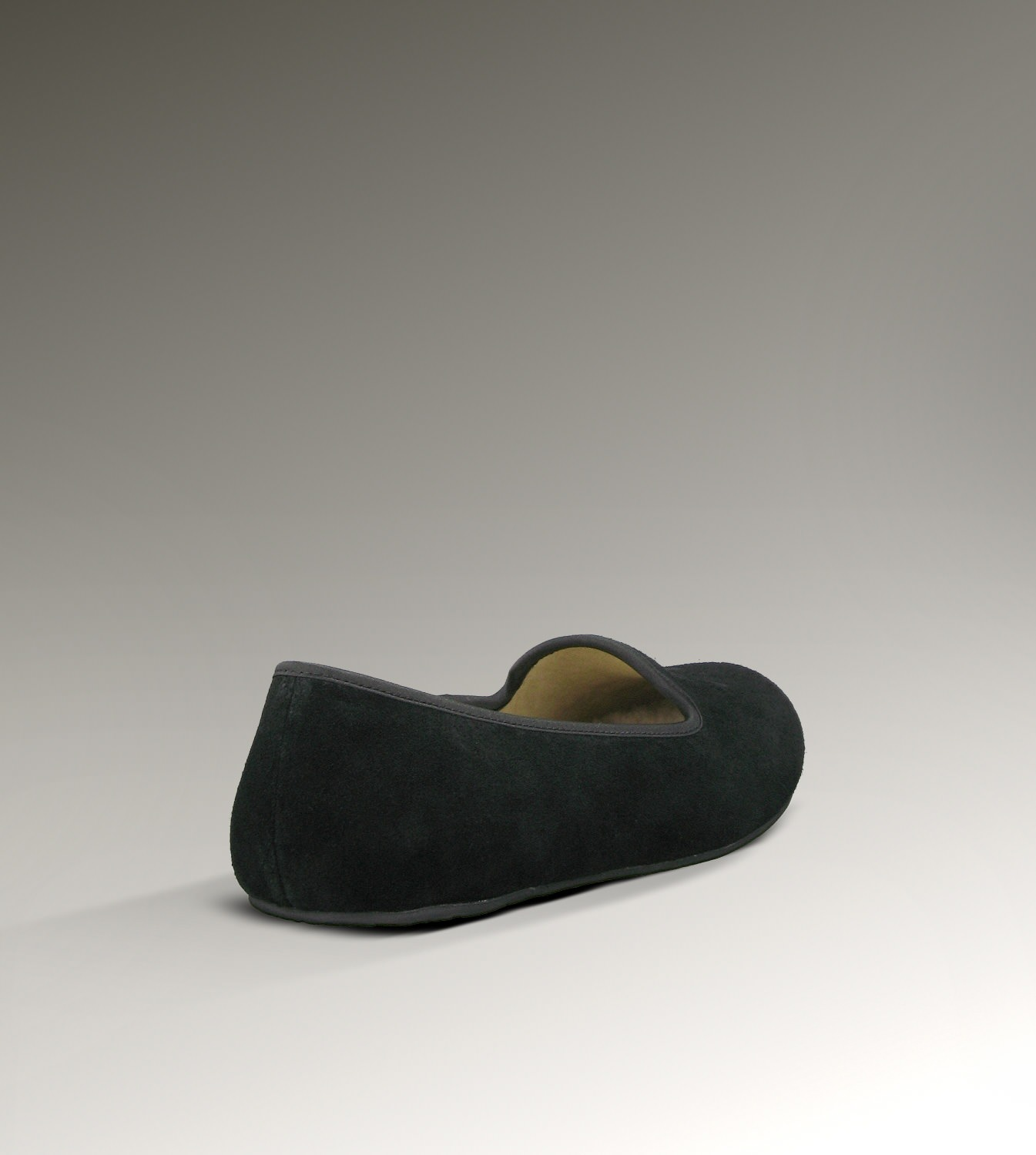 UGG Alloway 1001632 Black Slippers